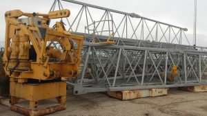 GRUA TORRE IT54TL